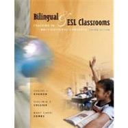 Bilingual and ESL Classrooms : Teaching in Multicultural Contexts,9780072407372