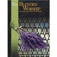 Pure and Simple Blended Worship,9780739087374