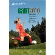 SAM 2010 Assessment, Training, and Projects V2. 0 Printed Access Card,9781111667375