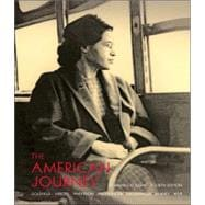 American Journey, Combined Volume : A History of the United States,9780132217385