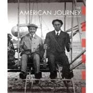 American Journey, The: Volume 2 (Chapters 16-31),9780132217392