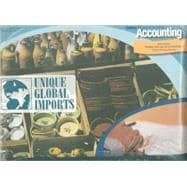 Century 21 South-Western Accounting: Unique Global Imports: Manual Simulation
