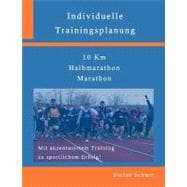 Individuelle Trainingsplanung,9783833497407
