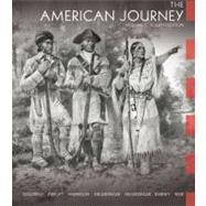 American Journey, Volume 1 : A History of the United States