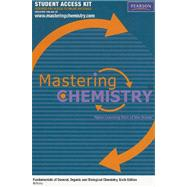 MasteringChemistry Student Access Kit for Fundamentals of General, organic and Biological Chemistry for Fundamentals of General, Organic, and Biological Chemistry