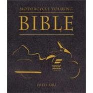 Motorcycle Touring Bible, 9780760337417  