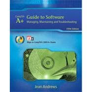 A+ Guide to Software: Managing, Maintaining, and Troubleshooting, 5th Edition,9781133477419