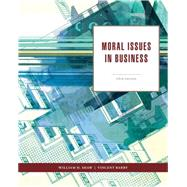 Moral Issues in Business, 9781111837426