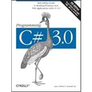 Programming C# 3. 0, 9780596527433