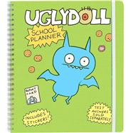 Uglydoll School Planner [With Sticker(s)], 9780811867436  
