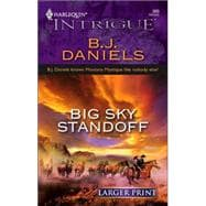 Big Sky Standoff, 9780373887439