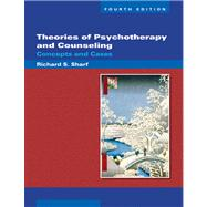 Theories of Psychotherapy and Counseling : Concepts and Cases,9780495127451