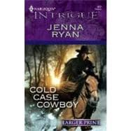Cold Case Cowboy, 9780373887460