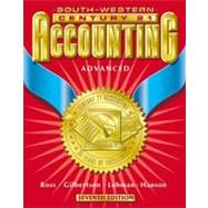 Century 21 Accounting 7E Advanced Course - Text Chapters 1-24