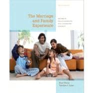 The Marriage and Family Experience Intimate Relationships in a Changing Society,9781133597469