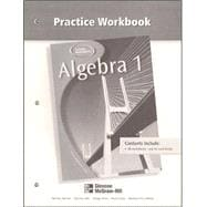 Algebra 1, Practice Workbook