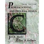 Problem Solving and Program Design in C,9780201357486