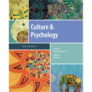 Culture and Psychology, 9781133817505