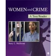 Women and Crime : A Text/Reader, 9781412987509