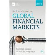 An Introduction to Global Financial Markets,9781137007520