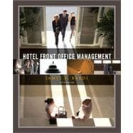 Hotel Front Office Management, 5th Edition,9780470637524