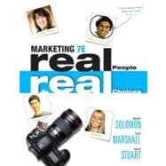 Marketing Real People, Real Choices Plus New MyMarketingLab with Pearson eText -- Access Card Package,9780132577533