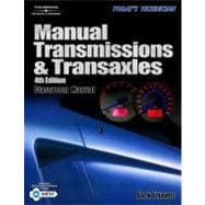 Today's Technician : Manual Transmissions and Transaxles,9781401877538