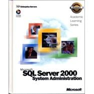 70-228 ALS Microsoft SQL ServerTM 2000 System Administration..., 9780470067543