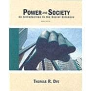 Power and Society (with InfoTrac)