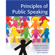 Principles of Public Speaking Plus NEW MyCommunicationLab -- Access Card Package