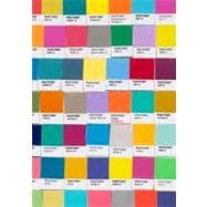 Pantone Flexi Journal 1: Multicolored, 9780811877558  