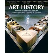 Art History Portables Book 6,9780205877560