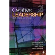 Creative Leadership : Skills That Drive Change,9781412977579