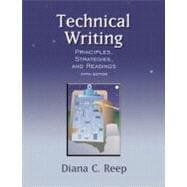 Technical Writing : Principles, Strategies, and Readings,9780321107589