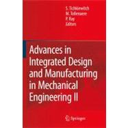 Advances in Integrated Design and Manufacturing in Mechanica..., 9781402067600