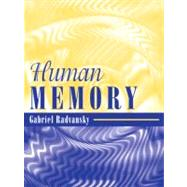 Human Memory,9780205457601