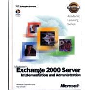 70-224 ALS Microsoft<sup>?</sup> Exchange 2000 Server Implem..., 9780470067604