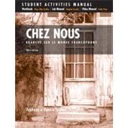 CHEZ NOUS: BRANCHE SUR LE MONDE FRANCOPHONE