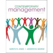 Contemporary Management Book with Connect Plus Access Card PKG