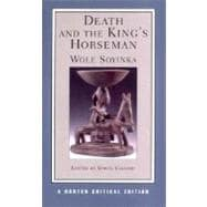 Death & King's Horseman Nce Pa,9780393977615