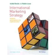 International Marketing Strategy : Analysis, Development and..., 9781844807635