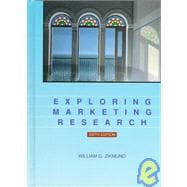 Exploring Marketing Research,9780030187636