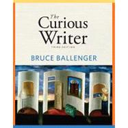 The Curious Writer,9780205707645