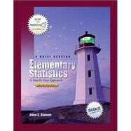 Elementary Statistics : A Brief Version with MathZone,9780073107653