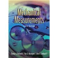Mechanical Measurements,9780201847659