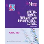 Martin's Physical Pharmacy and Pharmaceutical Sciences,9780781797665