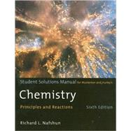 Student Solutions Manual for Masterton/Hurley's Chemistry: Principles and Reactions, 6th,9780495387671