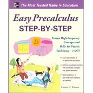 Easy Precalculus Step-by-Step,9780071767675