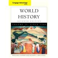 Cengage Advantage Books: World History, Volume II,9781111837679