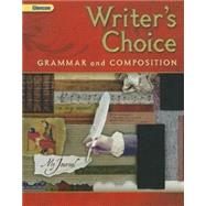 Writer's Choice: Grammar and Composition Grade 7,9780078887680